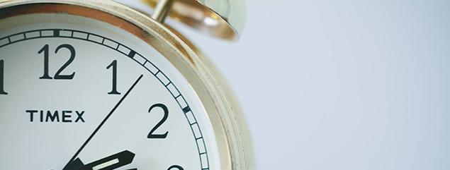 Time management hoe werkt dat?